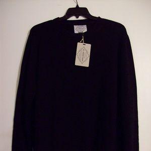 St. John's Bay Men's XL Black Sweater